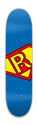 SuperRiver Park Skateboard 8 x 31.775