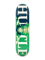 Rodman Hustle Banger Park Skateboard 8 x 31 3/4