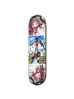 mari deck V2 Banger Park Skateboard 8 1/4  x 32