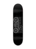 Jekyll board Banger Park Skateboard 7 3/8 x 31 1/8