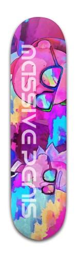 Massive Penis Banger Park Skateboard 8 x 31 3/4