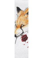 Fox and romance Custom longboard griptape