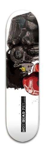 Joe...Not Dead Yet Banger Park Skateboard 8 x 31 3/4