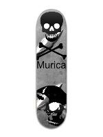 Murica Park Complete Skateboard 8 x 31 3/4