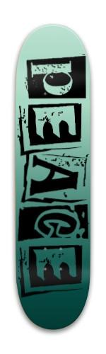 the board for C: Park Skateboard 8 x 31.775