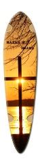 my dream board Dart Skateboard Deck v2