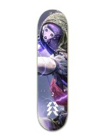 Destiny 2 Hunter Banger Park Skateboard 7 7/8 x 31 5/8