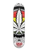 PuFF PaSS Banger Park Skateboard 8 x 31 3/4