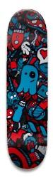 :V Park Skateboard 8.5 x 32.463