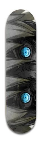 Naruto zoomed in Banger Park Skateboard 8 x 31 3/4