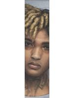 RIP x Custom skateboard griptape