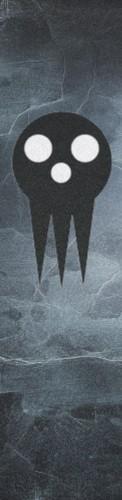 reaper Custom longboard griptape