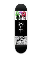 YEET Banger Park Skateboard 8 x 31 3/4