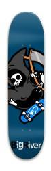 CoolDeath Park Skateboard 8 x 31.775