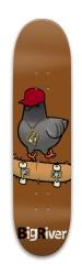 FlippinPigeon Park Skateboard 8 x 31.775