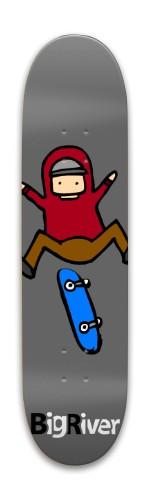 HardflipKid Park Skateboard 8 x 31.775
