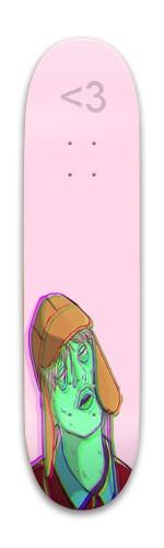 Rip peep Park Skateboard 7.88 x 31.495