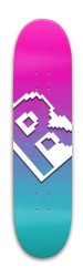 MiniPixel Park Skateboard 8 x 31.775