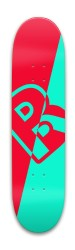 RedNegative Park Skateboard 8 x 31.775