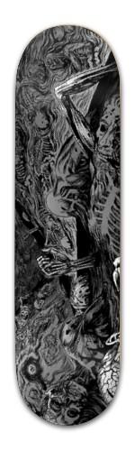 Berserk Banger Park Skateboard 8.5 x 32 1/8