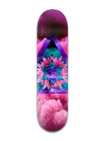smoke Banger Park Skateboard 8 x 31 3/4