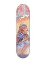 Belarus Banger Park Skateboard 8 x 31 3/4