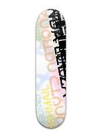 WARBO9 Banger Park Skateboard 8 x 31 3/4