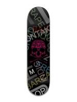 WARBOA Banger Park Skateboard 8 x 31 3/4