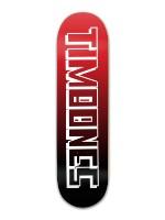 Timbones skateboards Banger Park Complete Skateboard 8.5 x 32 1/8