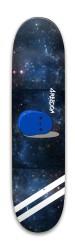 4REEDOM Galaxy potato deck Park Skateboard 8 x 31.775