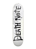 Death Note Park Skateboard 8.25 x 32.463