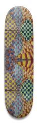 Aliens Park Skateboard 8.5 x 32.463