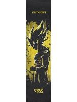 Golden Child Custom longboard griptape