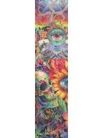Color Cockney (CC) Custom longboard griptape