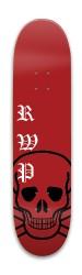 RWP Bones deck Park Skateboard 8 x 31.775
