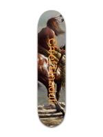 Chief Unaduti Banger Park Skateboard 7 3/8 x 31 1/8