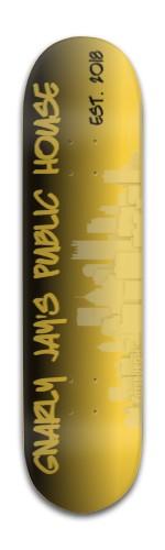 JT Banger Park Skateboard 8 x 31 3/4