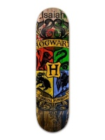 Our Wizard Banger Park Complete Skateboard 8.5 x 32 1/8
