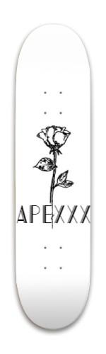 Apexxx Rose Park Skateboard 8 x 31.775