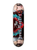 devil may cry 5 Banger Park Skateboard 8 x 31 3/4