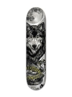 Wolf Banger Park Complete Skateboard 7 3/8 x 31 1/8