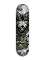 Wolf 8 x 31 3/4 Park Complete Skateboard 8 x 31 3/4