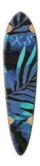 jungle Dart Complete Skateboard Deck v2