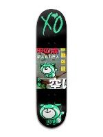 """""""XO"""" 2 Banger Park Skateboard 8 x 31 3/4"""