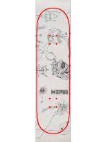 CHUY Custom skateboard griptape