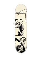Haogenti ego Banger Park Skateboard 7 3/8 x 31 1/8