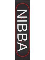 NIBBA Custom skateboard griptape