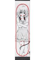 Lingerie Loli Custom skateboard griptape
