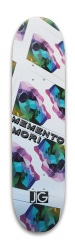 Ramsay's Memento Mori by Jgalin Park Skateboard 7.88 x 31.495