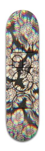 dope Banger Park Skateboard 8 x 31 3/4